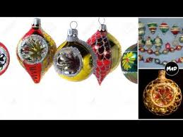 antique christmas ornaments youtube