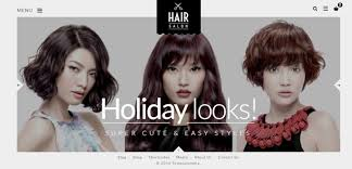 hair salon 24 best hair salon themes 2017 theme junkie
