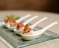 canapes for eye catching canapes for all seasons fulham palace weddings