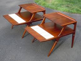 mid century end table mid century modern end table google search book stand