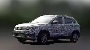mitsubishi china mysterious vw suv prototype spied in china
