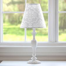 gray damask lamp shade carousel designs