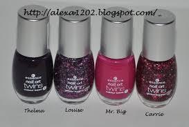 addicted to konad my nail polish collection essence