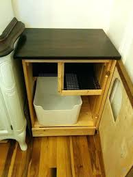litter box side table side table litter box side table image of cat furniture ls ikea