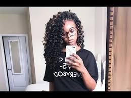 ripple hairstyle kima ripple deep crochet hair ify yvonne youtube