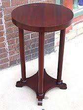 Wood Pedestal Stand Antique Wood Pedestal Ebay