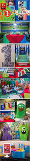 1st Birthday Halloween Party by Monster 1st Birthday Party So Many Monster Ideas Diy Tutorials