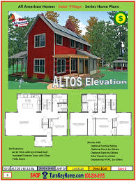 shop home plans solar village modular home price catalog from all american homes