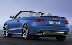 convertible audi 2013 revealed audi rs 5 cabriolet provides a quick ending to summer