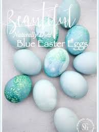 blue easter eggs book page easter eggs diy stonegable