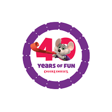 chuck e cheese 40 years of skip to my lou