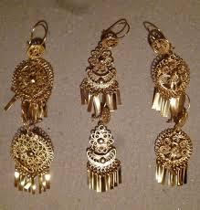folklorico earrings aretes filigrana 2 pares baile regional folklorico c envio