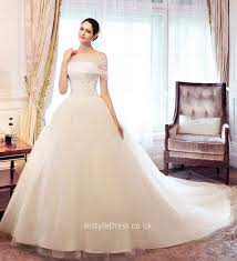 wedding dresses sale uk vintage gown strapless tulle wedding dress with detachable