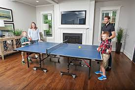 ping pong table playing area best ping pong table of 2018 artsdel