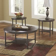 brown coffee table set interior magnificent dark wood coffee table sets 11 black and end