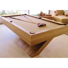 Wood Pool Table Pool Table Wood Modern Pool Table Billiard Factory