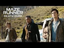 Maze Runner Maze Runner The Cure