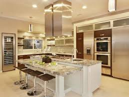 Kitchen Ideas With Island by Modern L Shaped Kitchen Designs With Island