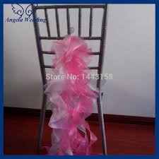 cheap sashes for chairs popular organza chair sashes wholesale buy cheap organza chair