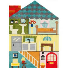 Green Kids Rug Viv Rae Area Rugs Birch Lane