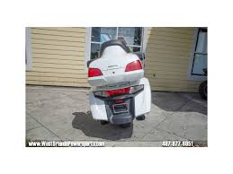 2012 Honda Goldwing Price Honda Gold Wing Airbag In Florida For Sale Used Motorcycles On