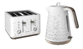 Morphy Richards Toaster Cream Groupon Goods Global Gmbh Morphy Richards Prism Kettle And