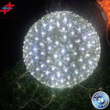 large outdoor light up hanging balls buy