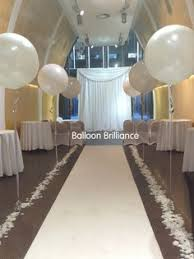 wedding arches canberra 3foot jumbo balloon tulle flowers engagement wedding