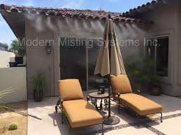 Misters For Patio by Modern Misting Systems 21 Photos Misting System Services