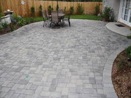 24x24 Patio Pavers by Patio Ideas Blocks Home Depot Outdoor Decoration Stone Excellent
