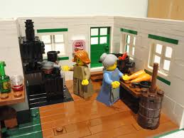 lego ideas green gables
