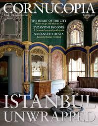 house beautiful dergisi cornucopia magazine turkey for connoisseurs istanbul unwrapped