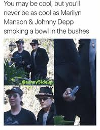 Marilyn Meme - you may be cool but you ll never be as cool as marilyn manson