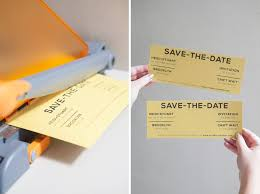 diy save the date magnets learn how to easily make your own magnet save the dates