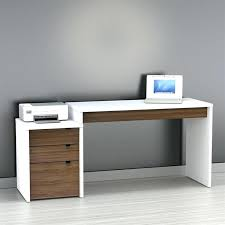 Small Desk With File Drawer White Desk With Draws Desks With Drawers Within White Designs 4
