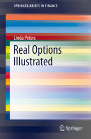 real options illustrated ebook by linda peters 9783319283104
