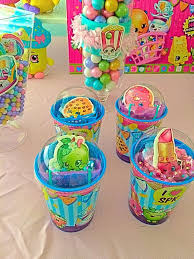 Favors For Birthday by Shopkins Birthday Ideas Shopkins Favors And Birthdays