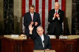Image result for netanyahu congress speech pics
