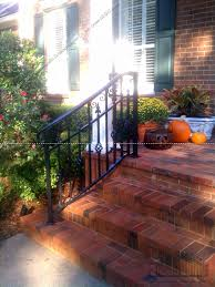 Porch Steps Handrail Front Step Stair Railings Home Decoration Pinterest Front