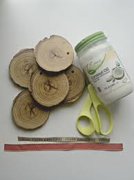 picture of how to make wooden christmas ornaments all can