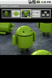 imageview android techtalks make android image gallery in 10 mins