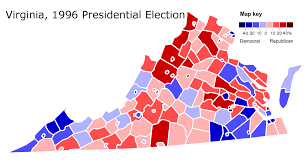 1984 Presidential Election Map by Analyzing Virginia U0027s 2009 Gubernatorial Election Part 1 The