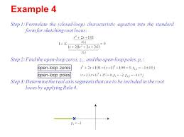 me375 handouts spring 2002 root locus method ppt download