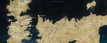 Map Of Essos What Is Game Of Thrones Everything You Need To Know To Start