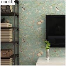 apple tree bloom wallpapers 0 53x10m american pastoral retro eco nonwovens apple tree flower