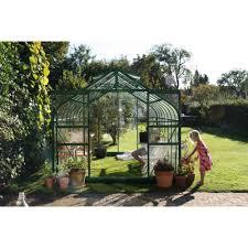 destockage serre de jardin serre de jardin supreme verre trempé 11 4m halls plantes et