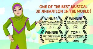 film kartun rohani anak ummi ceritalah pada kami