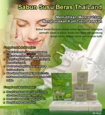 Sabun Thailand sabun beras