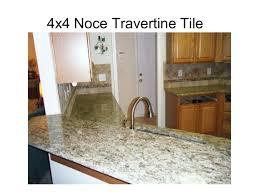 X Noce Travertine Tile Backsplash Designs For Kitchens - Noce travertine tile backsplash