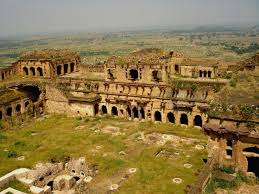Mysterious Abandoned Places 20 Abandoned Places In India That Were Once Heavily Populated